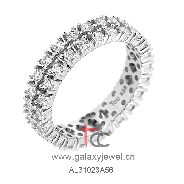AL31023A56 Hongkong Galaxy Jewelry Ltdgalaxy Jewelrygalaxy Silver